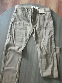 New Skinny pants for man size 30  Calgary, T3A 2T4