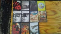 $1.50 each dvds Roswell, 88201
