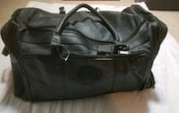 Brand New Leather Dufflebag Never Used CALGARY