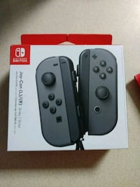 black Nintendo Switch joy CoNS BRAND NEW with box San Diego, 92129