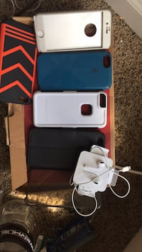 iphone 6 and 6 s case and iphone headphone Union City, 30291