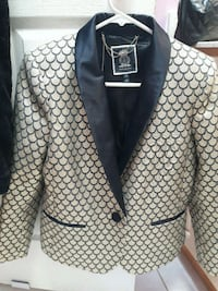Juicy Couture Fish Scale Gold/Black Tuxedo  Vancouver