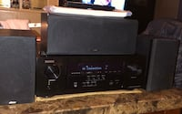Denon Receiver w/Energy c-series  Hyattsville, 20782