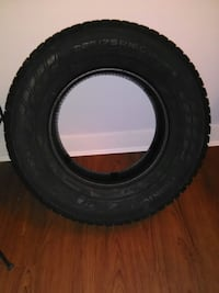 NEW NOKION TIRES FOR SALE 550.00 OBO Langley