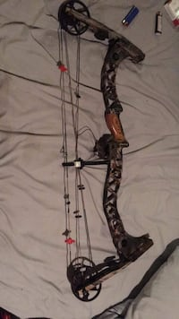 Limbsaver Dead zone DZ 32 competition bow