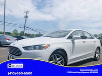 2016 Ford Fusion for sale Edgewood