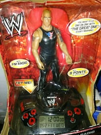 WWE Wrestler action figure
