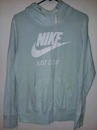 Light blue Nike hoody Portland, 97233