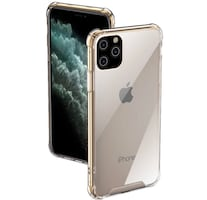 iPhone 11, iPhone 11 Pro and iPhone 11 Pro Max Clear Hard Bumper Case