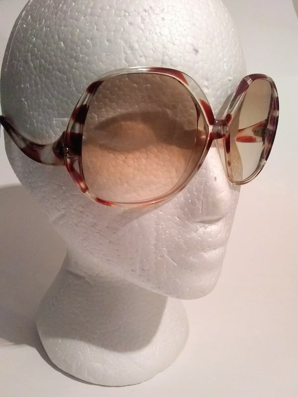 Vintage Oversized French Sunglasses a96a05fa-3311-4c4d-924a-3b888d2982f3