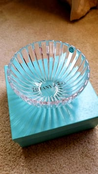 Tiffany & Co. Crystal bowl Rockville, 20850
