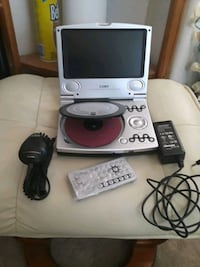 Coby portable DVD player  Las Vegas, 89147