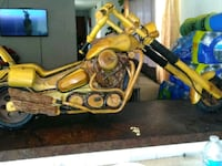Don't miss out on this.All wood motor cycle chopper Las Vegas, 89104