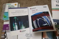 Stats textbooks. Plz contact for prices  Edmonton, T6X 1A3