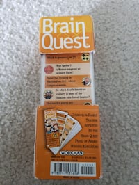 Brain Quest Flashcards