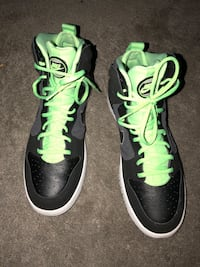 Men's Nike Dunk Free - Green & Black Germantown, 20874