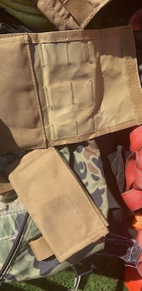 camouflage tactical pouches, military gear San Diego, 92109