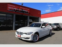 2013 BMW 3 Series 4dr Sdn 320i xDrive AWD SURREY