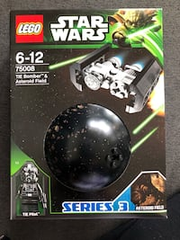 LEGO Star Wars Tie Bomber & Asteroid Field Planet Series 3 Toronto, M6P 2K4