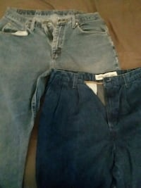 Men's jeans 34 × 30, must take both Frederick, 21701