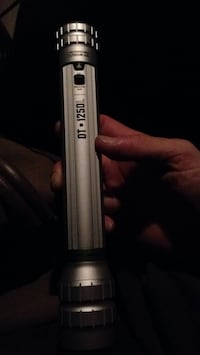 1250 lumens rechargeable brand new 49.99 on shelf Central, 70818