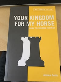 """""""Your kingdom for my horse"""" by Andrew Soltis Simcoe, N3Y 3V5"""