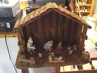 Manger scene with dogs Gambrills, 21054