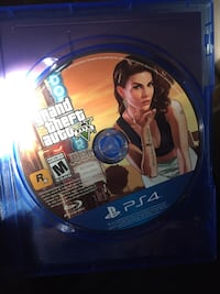 Grand theft auto five for PS4 Toronto, M6M