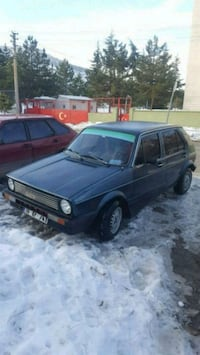 1982 Volkswagen Golf