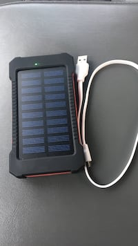 Portable solar charger Roy, 98433