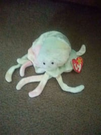 white octopus ty beanie baby Fort Mitchell, 36856