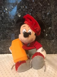 Mickey Mouse Director Beanie Plush Norwalk, 90650