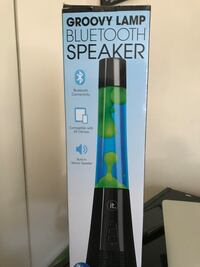 Lamp Bluetooth speaker Rockville, 20850