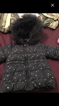Winter H&M jacket size 1/2 years old 781 km