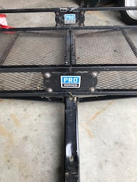 Small utility trailer 5 feet by 26 inches