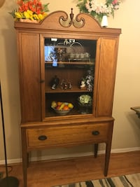 Antique Oak China Hutch Gaithersburg, 20879