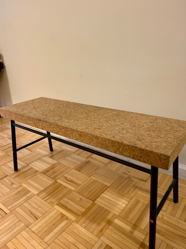Pleasing Cork Bench Or Coffee Table Ikea Sinnerlig Bench Machost Co Dining Chair Design Ideas Machostcouk