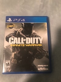 Call of Duty Infinite Warfare Ps4 Oakville, L6H