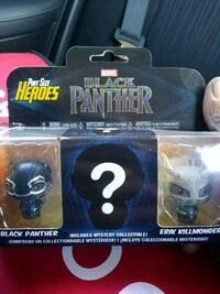 Black panther collectible