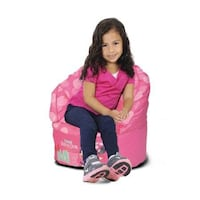 Minnie Mouse Toddler Bean Bag Chair Pink - $20 Houston, 77092