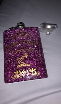 Hennything is Possible Flask w Funnel Washington, 20019