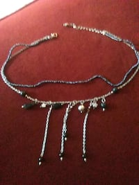 silver chain necklace with lobster lock Sacramento, 95815