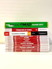 Manhattan GMAT Books