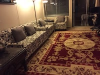 Brand new Couch , loveseat and chair $1000 Burnaby, V5E 3G6