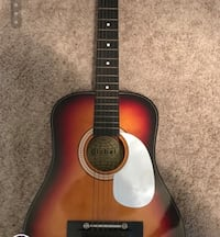 Global guitar, has steel strings now, has never been played or used, no scratches or scuffs Atglen, 19310