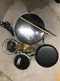 Drum set 4 beginners