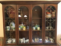 Lighted China Cabinet 27 mi