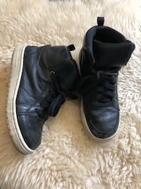 J1 high top sneakers Vancouver