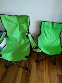 green and black camping chair Lanham, 20706