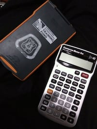 Construction Master Pro Calculator  Huntington Park, 90255